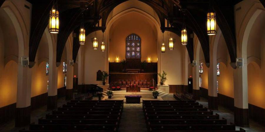 Druid Hills Presbyterian Church wedding Atlanta