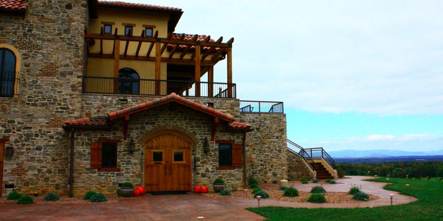 Raffaldini Vineyards & Winery wedding Greensboro/Triad