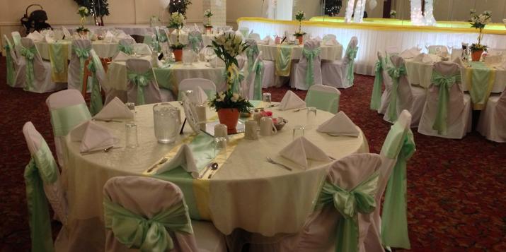 Corsi's Restaurant & Banquet Halls wedding Detroit