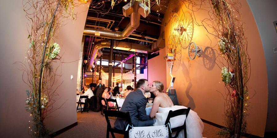 The Delaware Contemporary wedding Delaware
