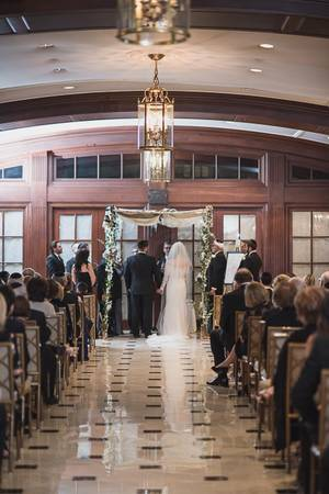 The Townsend Hotel wedding Detroit