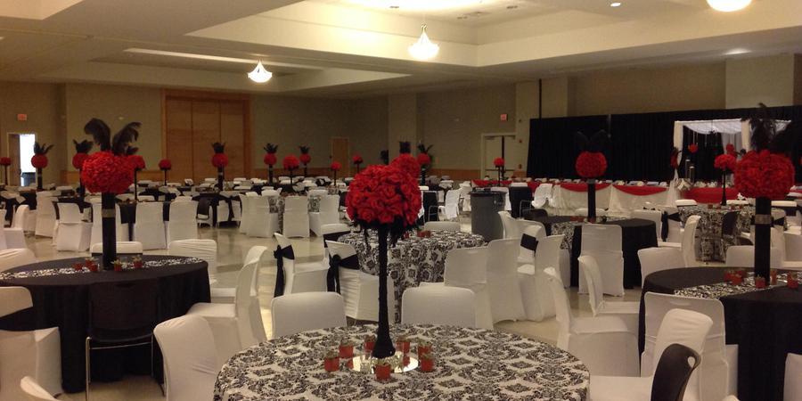 Brown Auditorium at Nash Community College wedding Raleigh/Triangle