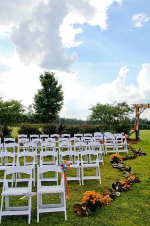 Cypress Bend Vineyards wedding Raleigh/Triangle