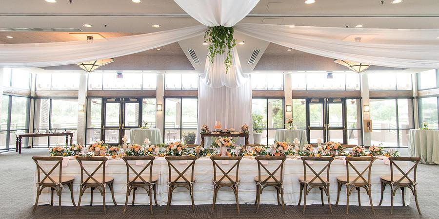 Gainey Ranch Golf Club wedding Phoenix/Scottsdale