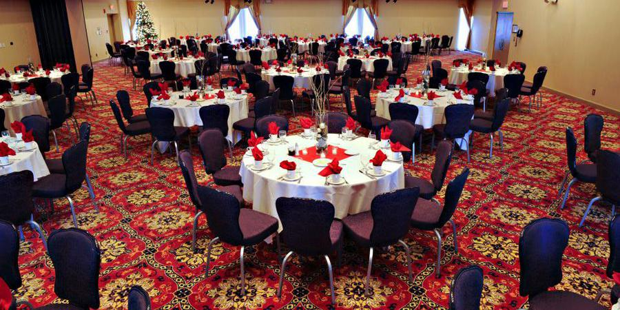 The Hawthorne Inn & Conference Center wedding Greensboro/Triad