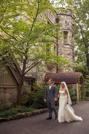 Lookout Mountain  Club wedding Atlanta