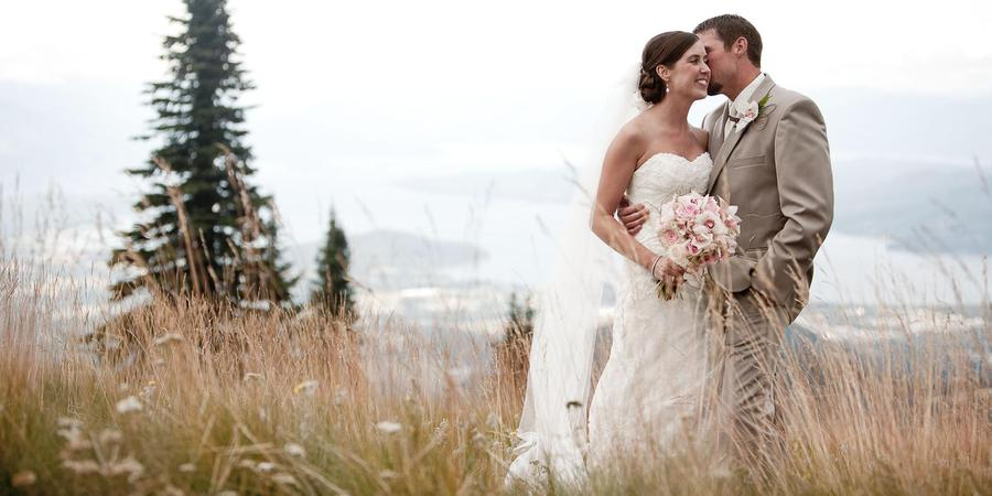 Schweitzer Mountain Resort wedding Idaho