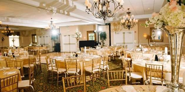 NorthStone Country Club wedding Charlotte