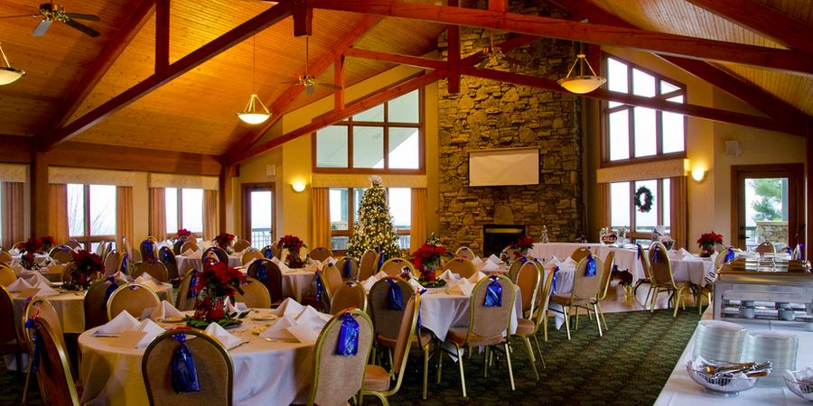 High Vista Golf Club wedding Raleigh/Triangle