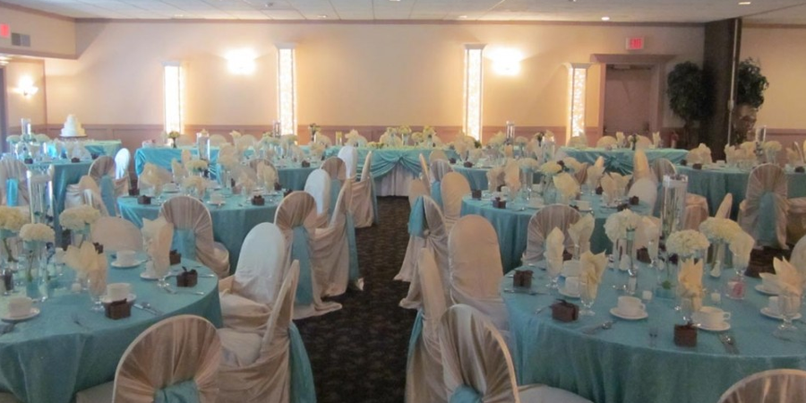 River Crest Banquet Facility wedding Detroit