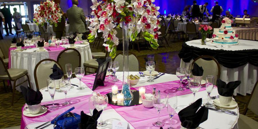 The Banquet Center at St. Noel wedding Cleveland