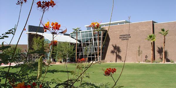 Freestone Recreation Center wedding Phoenix/Scottsdale