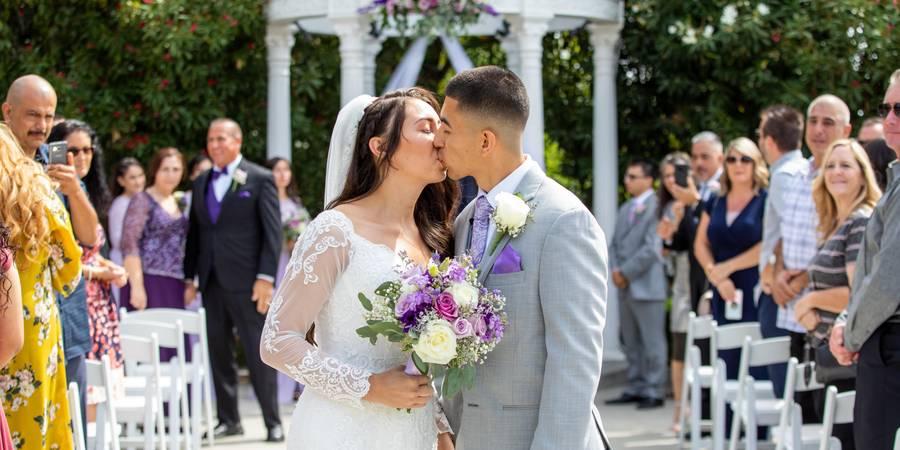Brentwood by Wedgewood Weddings wedding East Bay