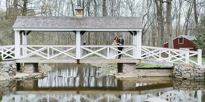 Brookmill Farm wedding Central Jersey