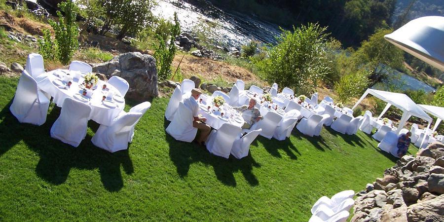 Strawhouse Resorts wedding Redding