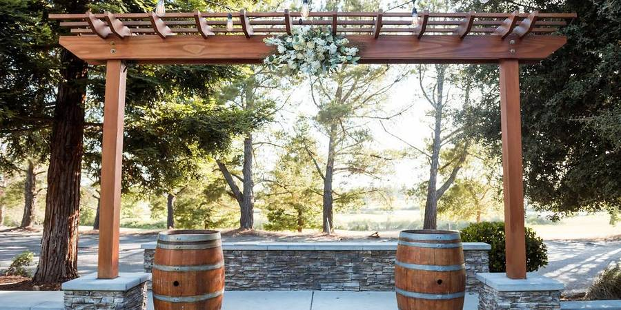 Fairview Napa wedding Napa/Sonoma