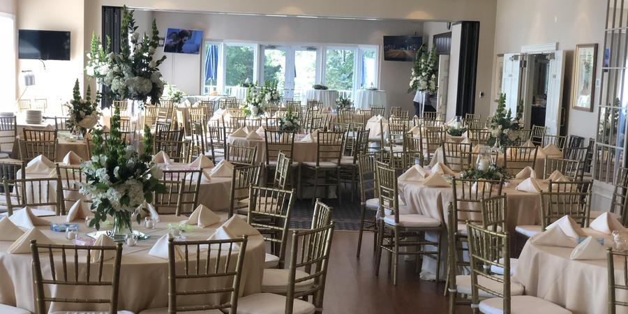 Colonial Country Club wedding Greensboro/Triad