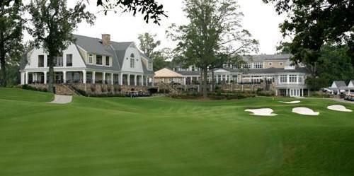 Druid Hills Golf Club wedding Atlanta