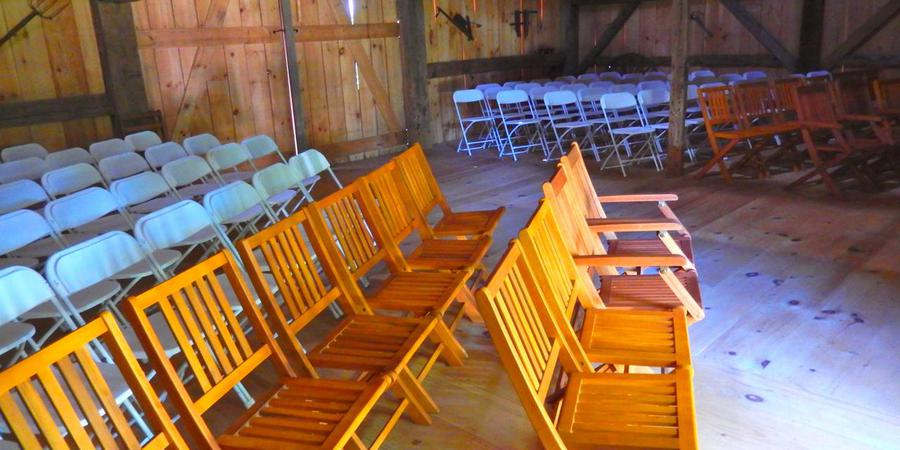 Parsonage Barn | Venue, Cranbury | Get your price estimate ...