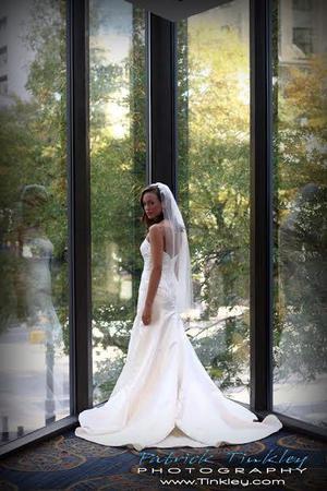 Omni Charlotte Hotel wedding Charlotte