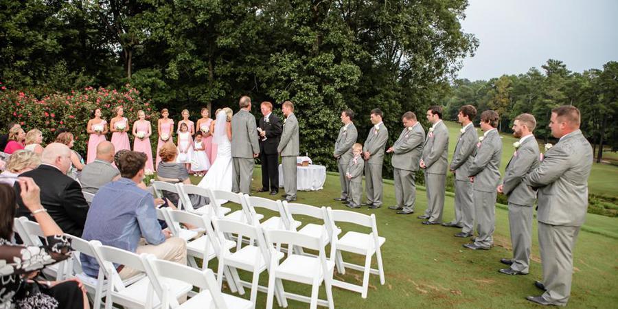 Royal Lakes Golf & Country Club wedding Atlanta