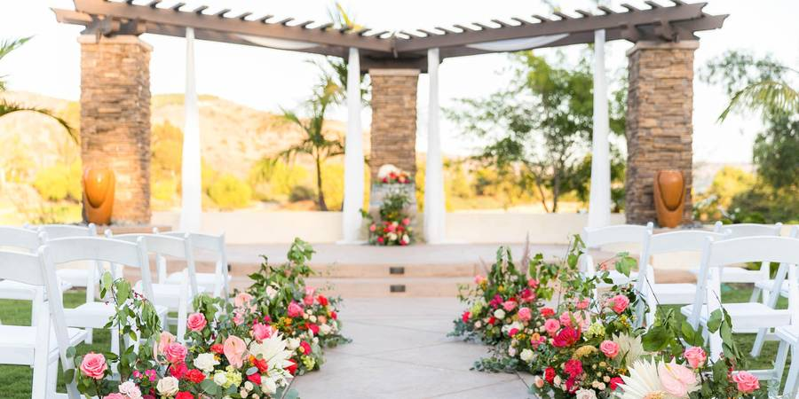 Fallbrook Estate by Wedgewood Weddings wedding San Diego