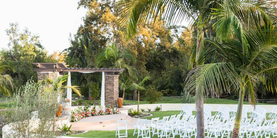 Fallbrook by Wedgewood Weddings wedding San Diego