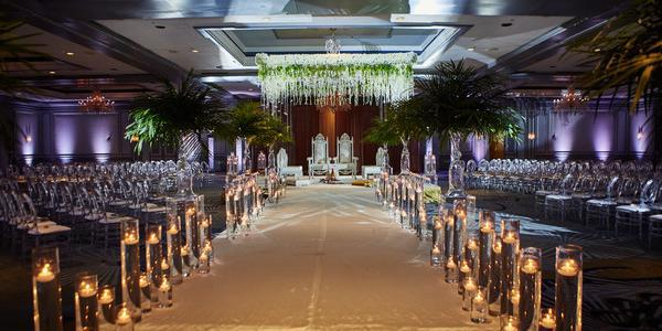 The Henry, Autograph Collection wedding Detroit