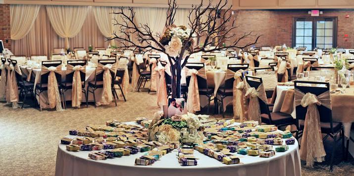 Freedom Hill Banquet & Event Center wedding Detroit