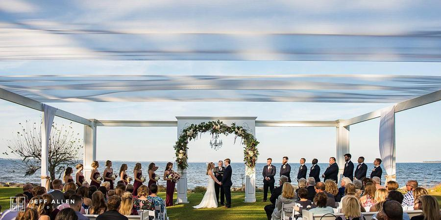 Neuse Breeze wedding Outer Banks