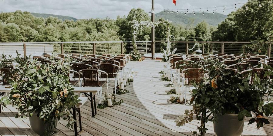 Highland Brewing Company wedding Asheville