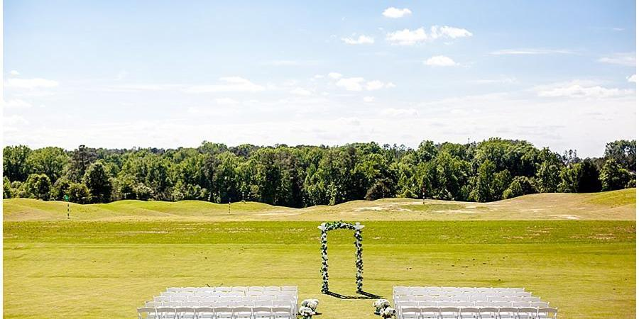 River Ridge Golf Club wedding Raleigh/Triangle