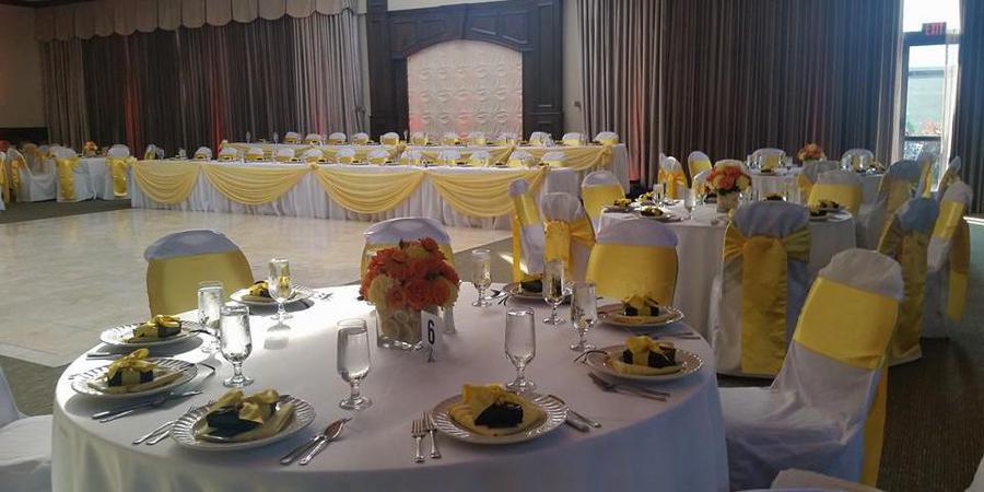 Rochester Hills Banquet Hall wedding Detroit