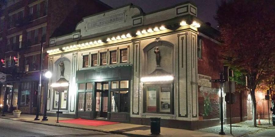 Woodward Theater wedding Cincinnati