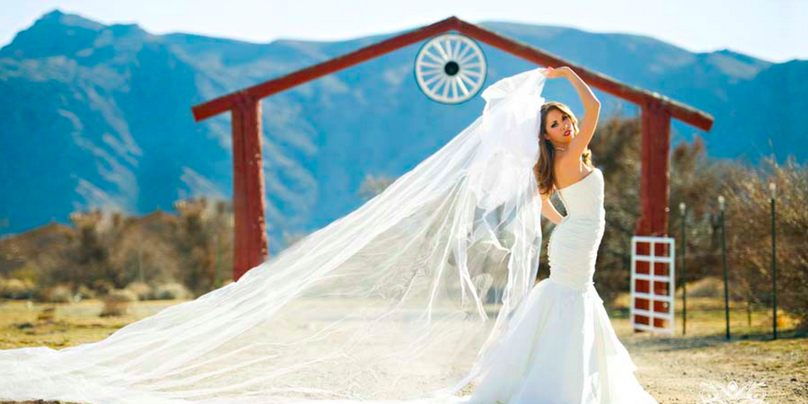 Sandy Valley Ranch wedding Las Vegas