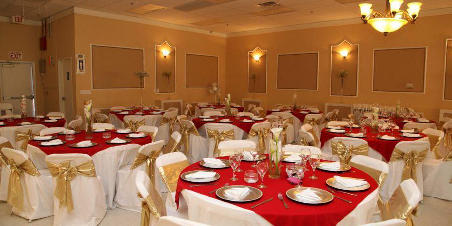 Del Angel Banquet Hall wedding Las Vegas