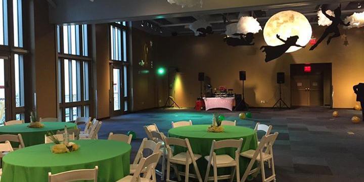 Discovery Children's Museum wedding Las Vegas