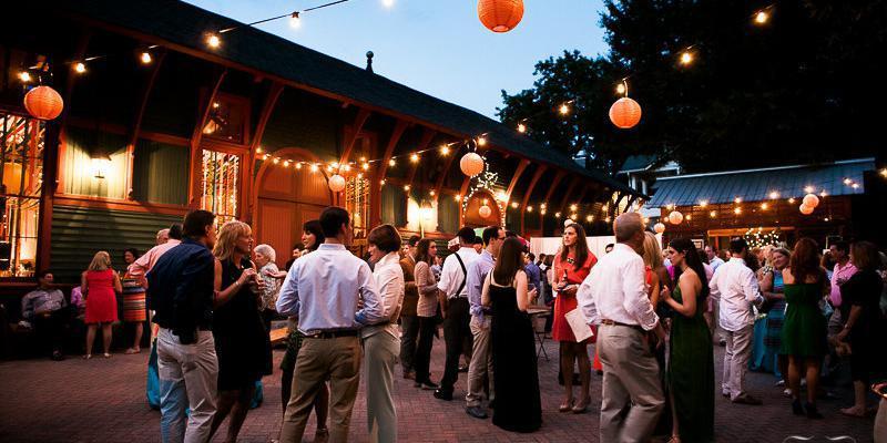 The Trolley Barn wedding Atlanta