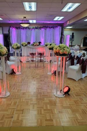 Best Western Plus Grosvenor Hotel wedding Peninsula