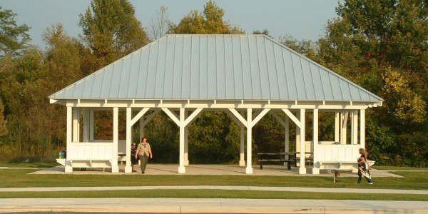 Thompson Park wedding Columbus