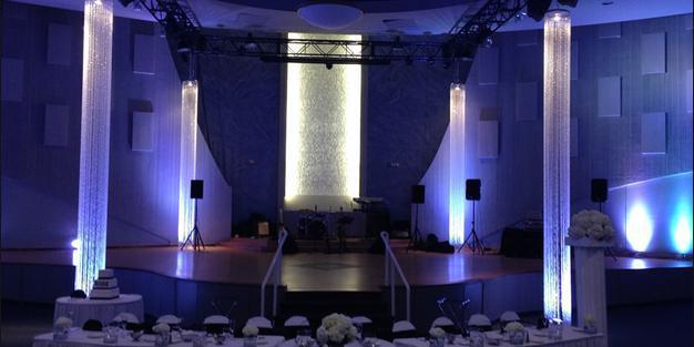Shriners Silver Garden Events Center wedding Detroit