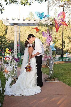 Black Oak Casino Resort wedding Yosemite