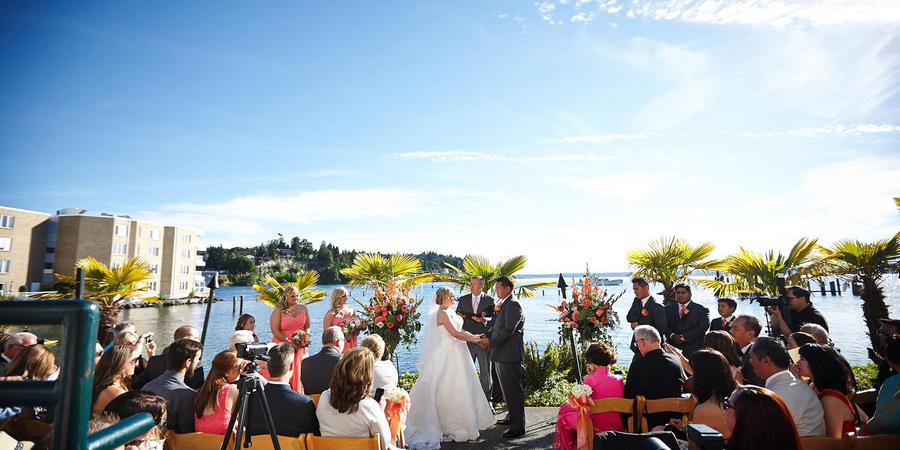 Ballard Bay Club wedding Seattle