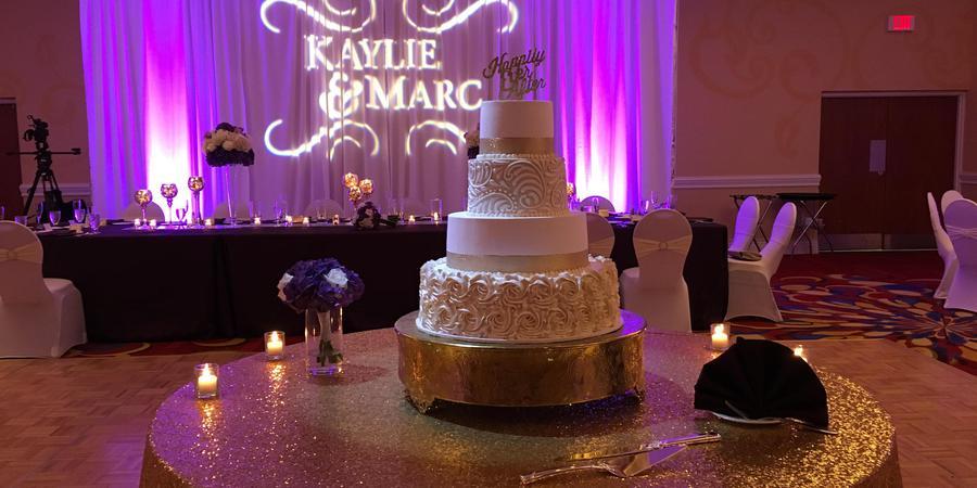 Cleveland Airport Marriott wedding Cleveland