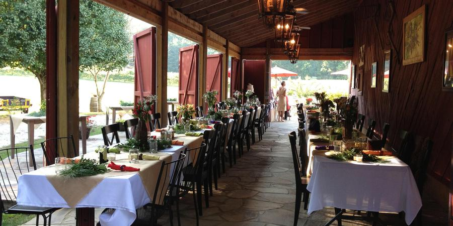 Tiger Mountain Vineyards wedding Atlanta