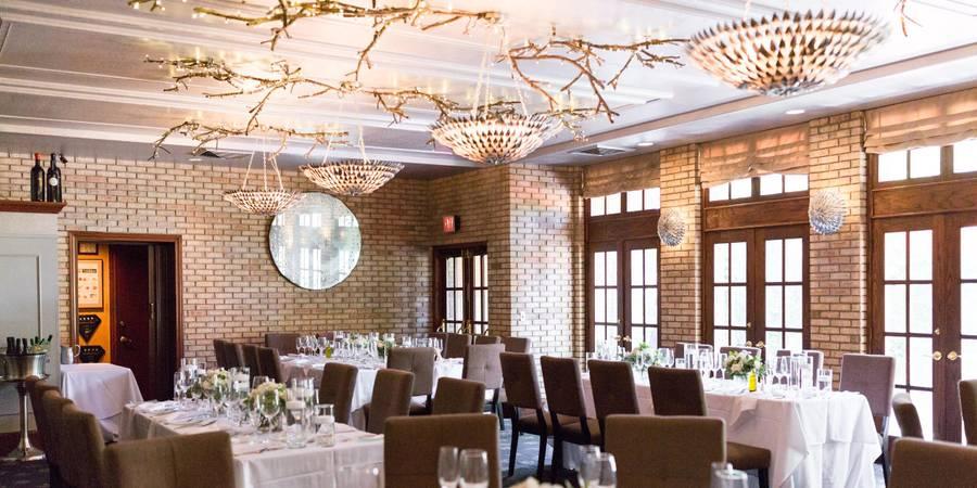 Cafe Cortina wedding Detroit