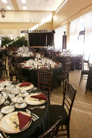 The Foothills Event Center wedding Sacramento