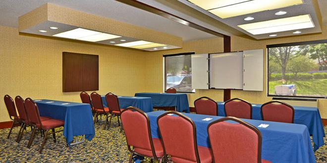 Comfort Suites Biltmore Square Mall wedding Asheville