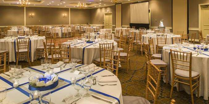 DoubleTree By Hilton Hotel Raleigh-Durham Airport at Research Triangle Park wedding Raleigh/Triangle