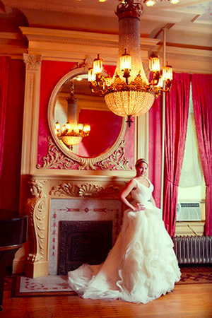 Rhodes Hall wedding Atlanta